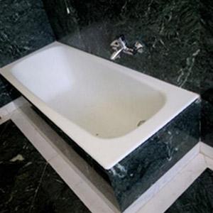 Sostituzione vasca in acrilico