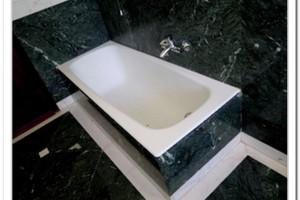 Sostituzione vasca da bagno in acrilico