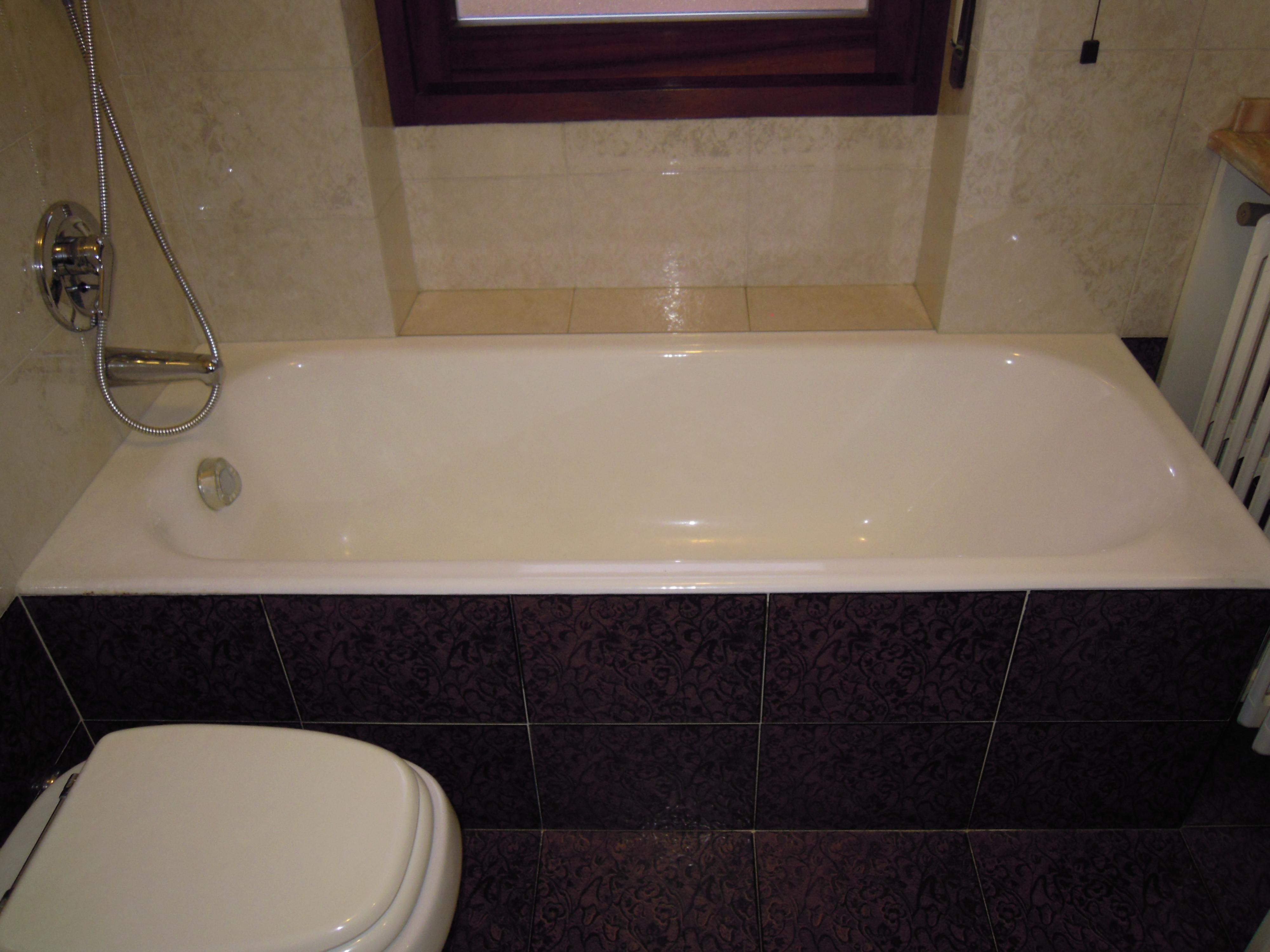 Sostituzione vasca da bagno senza rompere le piastrelle - Sostituzione vasca da bagno ...