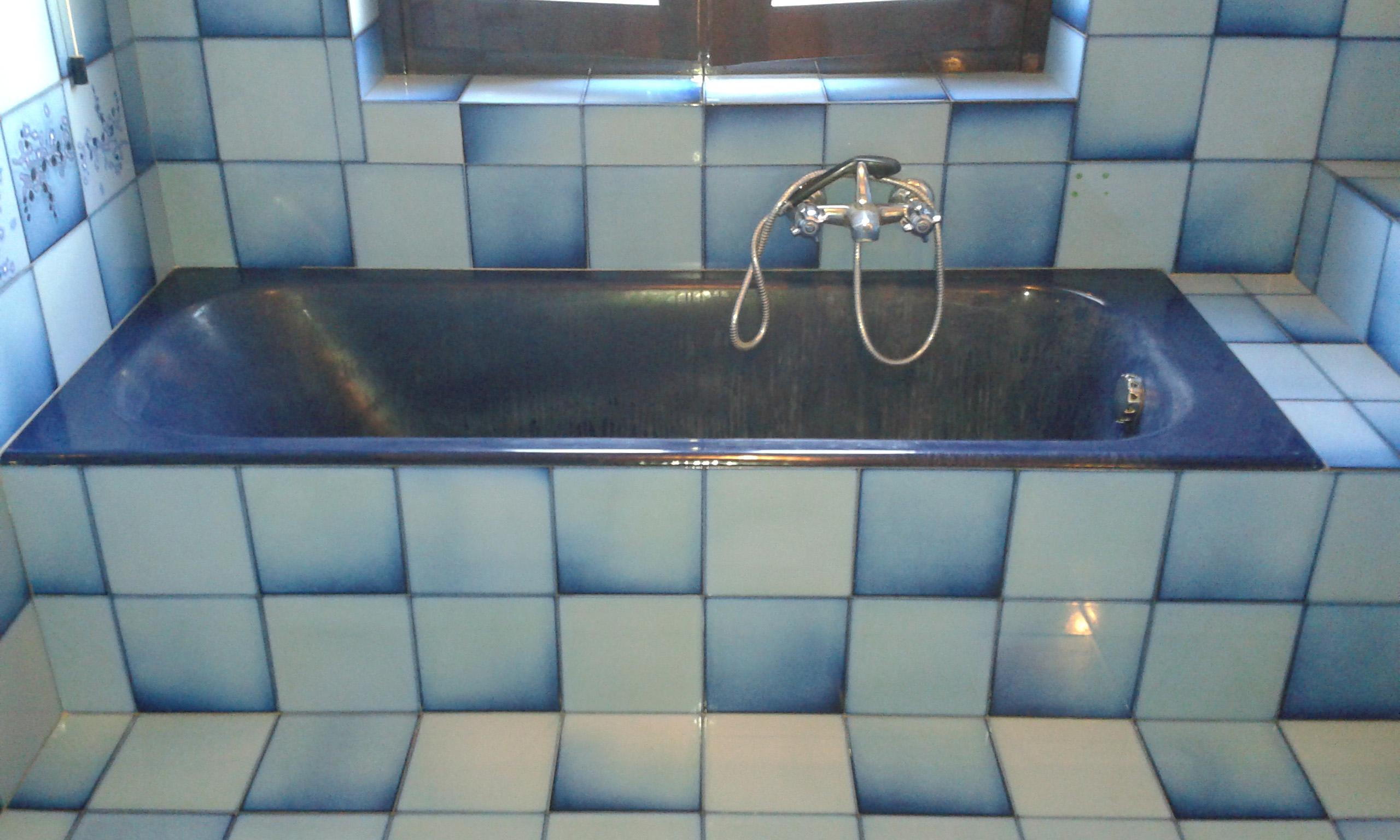Vasca Blu